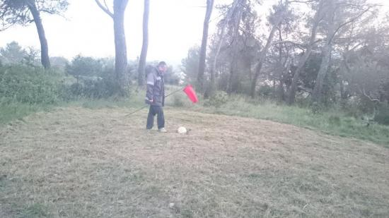 Green 5 - Foot Golf